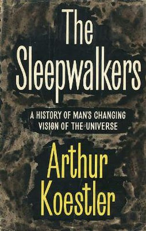 The Sleepwalkers - First UK edition (published by Hutchinson)