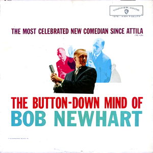 The Button-Down Mind of Bob Newhart - Image: The Button Down Mind of Bob Newhart