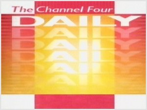 The Channel Four Daily - Image: The Channel Four Daily