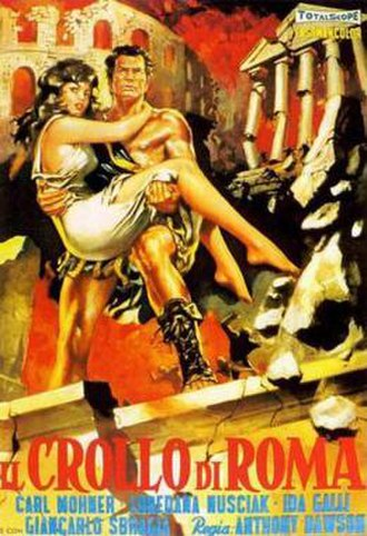 The Fall of Rome (film) - Image: The Fall of Rome