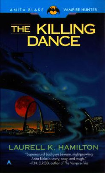 Picture of a book: The Killing Dance
