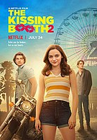 Picture of a movie: The Kissing Booth 2
