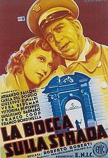 <i>The Man on the Street</i> 1941 Italian film