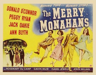 <i>The Merry Monahans</i> 1944 film by Charles Lamont