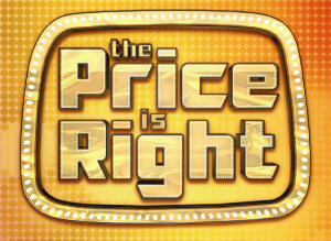 The Price Is Right (Australian game show) - The Price Is Right logo (2012)