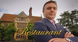 The Restaurant (UK TV series) - The title screen of The Restaurant