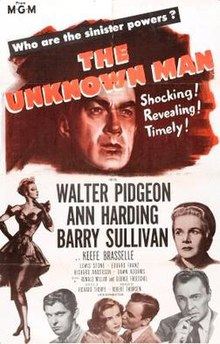 The Unknown Man movie poster.jpg