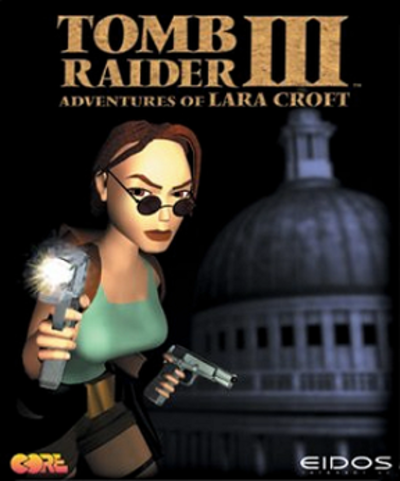 Picture of a game: Tomb Raider III