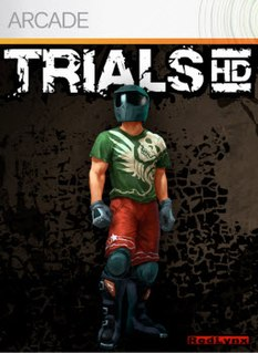 <i>Trials HD</i> 2009 video game