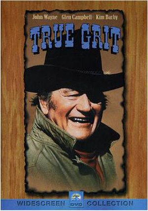 True Grit (1969 film) - John Wayne as Rooster Cogburn