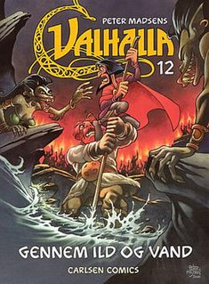 <i>Valhalla</i> (comics) Danish comic book series