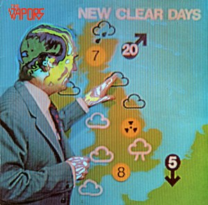 New Clear Days - Image: Vapors New Clear Days album cover