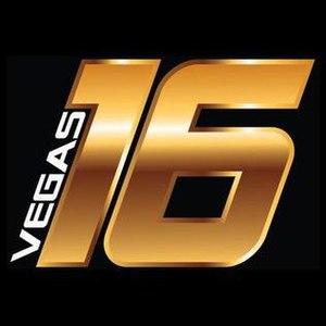 Vegas 16 - Image: Vegas 16 logo