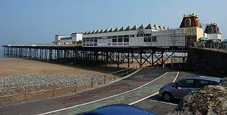 Victoria Pier - Victoria Pier in 2007