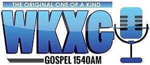 WKXG - Image: WKXG GOSPEL1540AM logo