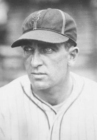 Wally Gilbert - Wally Gilbert with Brooklyn, c. 1930