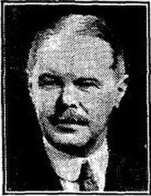 Walter Rea, 1st Baron Rea - Walter Rea
