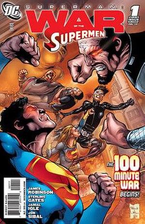 Superman: War of the Supermen - Image: War of the Supermen 1