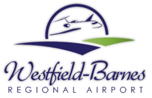 Westfield-Barnes Regional Airport - Image: Westfield Barnes Regional Airport logo