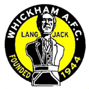 Whickham F.C. - Image: Whickham F.C. logo