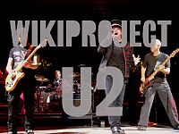 Image for WikiProject U2