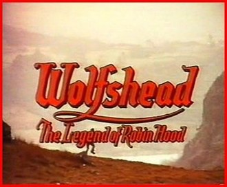 Wolfshead: The Legend of Robin Hood - Image: Wolfshead The Legend of Robin Hood (1973 film)