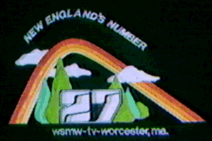 WUNI - WSMW's original logo from 1970 to 1982.