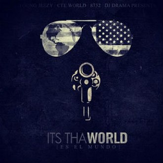 It's tha World - Image: Young Jeezy ITW cover
