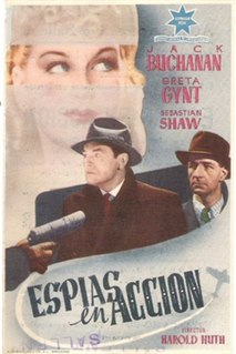 <i>Bulldog Sees It Through</i> 1940 British, black-and-white, mystery war film directed by Harold Huth