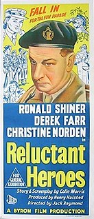 <i>Reluctant Heroes</i> 1951 British film