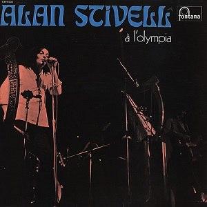 À l'Olympia (Alan Stivell album) - Image: À l'Olympia Alan Stivell 1972