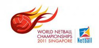 2011 World Netball Championships - Image: 2011 singapore