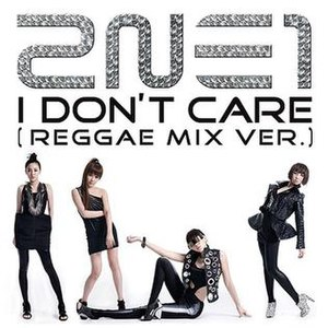 I Don't Care (2NE1 song) - Image: 2NE1Remix