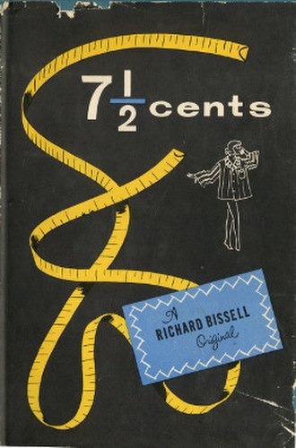 7½ Cents - First edition cover