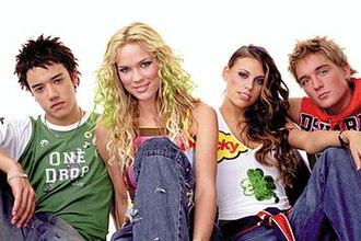 A-Teens - Image: A Teens members