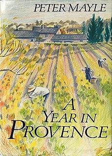 <i>A Year in Provence</i>
