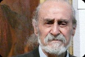 Abbas Katouzian - Last image taken of Abbas Katouzian