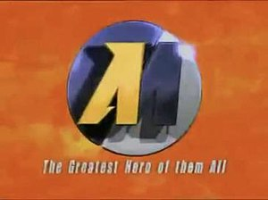Action Man (2000 TV series) - Image: Action Man 2000 Title Card