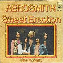 sweet emotion album Aerosmith