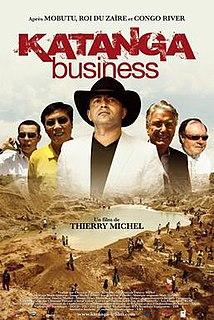 <i>Katanga Business</i> 2009 Belgian film
