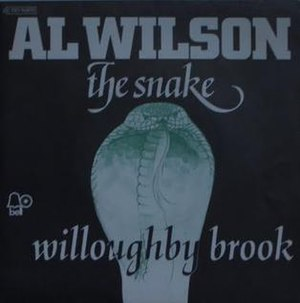 The Snake (song) - Image: Al Wilson The Snake