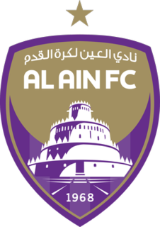 Al Ain FC Emirati association football club