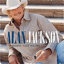 Greatest Hits Volume II (Alan Jackson album) - Wikipedia