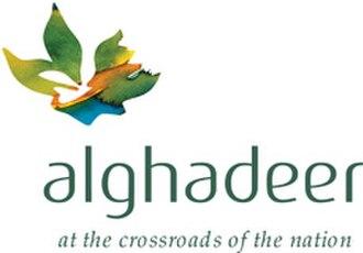 Alghadeer - Image: Alghadeer (logo)