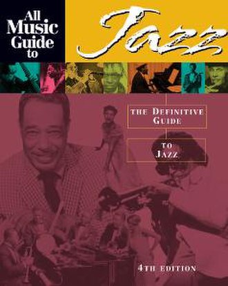 All Music Guide to Jazz - The cover of the fourth edition of the All Music Guide to Jazz.