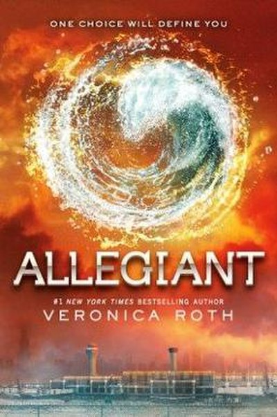 Picture of a book: Allegiant