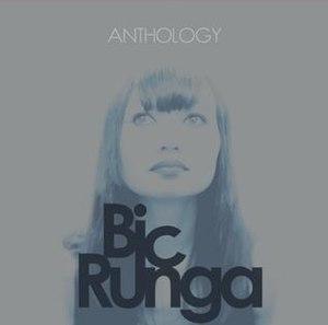 Anthology (Bic Runga album) - Image: Anthology Bic Runga