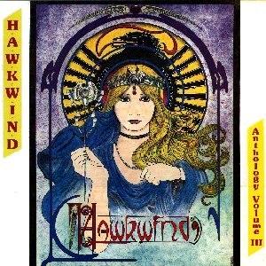 Hawkwind Anthology - Image: Anthology Volume III Hawkwind