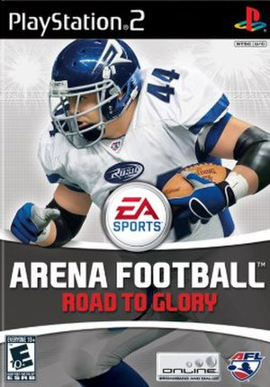 Arena Football: Road to Glory - Arena Football: Road to Glory cover art