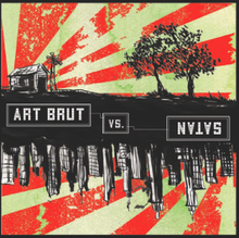 Art brut vs satanpng